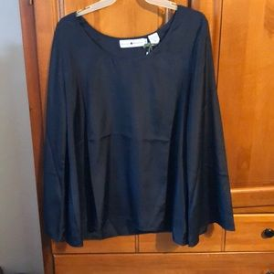 NWT Bell Sleeve Blouse Top